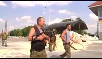 Tensions rise in Ukraine over military offensive
