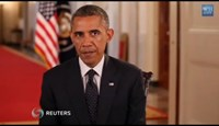 Obama on Iraq: 'The United States can't just look away'