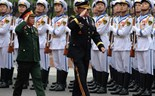 U.S. Army Joint Chiefs of Staff in landmark Vietnam visit
