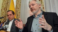 WikiLeaks' Assange hopes to exit London embassy if UK lets him
