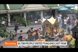 Was Thailand's tourism hurt by media reports?