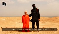 Islamic State says beheads U.S. journalist, holds another