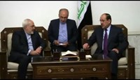 Iraq urges global action against Islamic State, Iran vows solidarity