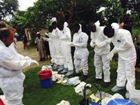 West Africa Ebola outbreak could infect 20,000 people, WHO says