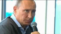 Putin hopeful Russia will not lose right to host 2018 World Cup