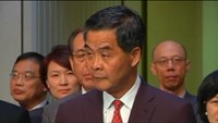 China rules out full democracy for Hong Kong
