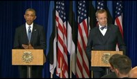 Obama: too early to know what Ukraine ceasefire means