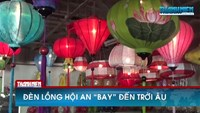 Hoi An's innovative lantern maker
