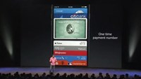 "Apple unveils a new mobile payments service dubbed ""Apple Pay"""
