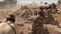 The fight is on as Shiite militias take on Islamic State militants
