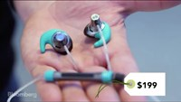 The $199 earbuds customized to perfectly fit your ears