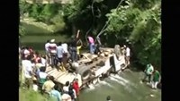 At least 16 people killed in bus crash in northern India