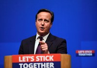 "PM Cameron warns a Scotland divorce would be ""forever"""