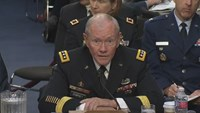 U.S. general says ground forces cannot be ruled out in war on Islamic State