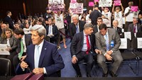 Kerry calls out anti-war protesters: 'You ought to care about fighting ISIL'