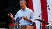 Obama thanks Congress for vote to aid Syrian rebels