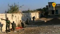 Kurdish fighters in fierce clashes with Islamic State