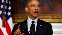 Obama praises Congress for backing plan to arm Syrian rebels