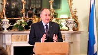 Salmond resigns after failed bid for Scottish independence