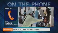 Ebola outbreak: Cases doubling every 20 days, CDC says