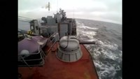 Russia holds military drills in Arctic Laptev Sea