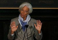 IMF's Lagarde: Econ recovery not good enough