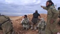 Fighting between Islamic State and Kurdish fighters