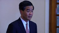Hong Kong leader refuses to resign but offers talks with protesters