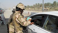 Iraqi forces capture 30 villages east of Baghdad from Islamic State militants