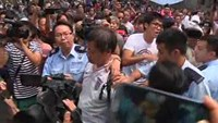 HK Mong Kok tense after violence