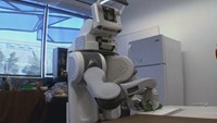Sous chef of the future? Robot learns to slice vegetables using a knife