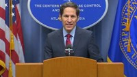 "CDC director: ""We can never forget that the enemy here is a virus"""