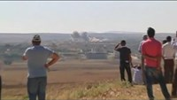 "Kobani ""about to fall"" to Islamic State"