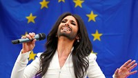 Conchita Wurst fights against homophobia