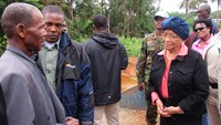 Liberia warns Ebola aid 'too slow'