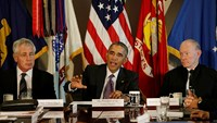 Obama: coalition against Islamic State 'remains a difficult mission'