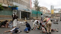 More than 40 killed in Yemen suicide bombing