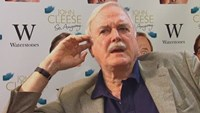 John Cleese says he wasn't excited by Python reunion shows