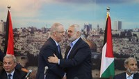 First visit by Palestinian PM to Gaza in seven years