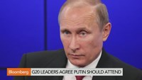 Questions raised over Putin's G20 attendance