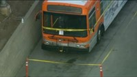 California bus evacuated, driver quarantined over Ebola scare