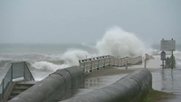 Japan typhoon kills at least two