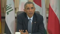 Obama: World is not doing enough to contain Ebola