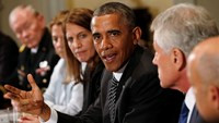 Obama promises more aggressive response to Ebola fears in U.S.