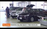 Toyota recalls mount as automaker faces more scrutiny
