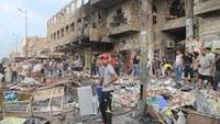 Deadly blasts and approaching Islamic State militants spark concerns in Baghdad