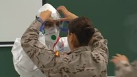 Four more suspected Ebola cases in Spain