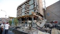 Bomb blasts in Iraq kill at least 24