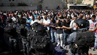 Tension rises in Jerusalem and West Bank