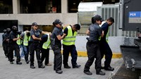 Mexico captures alleged gang leader